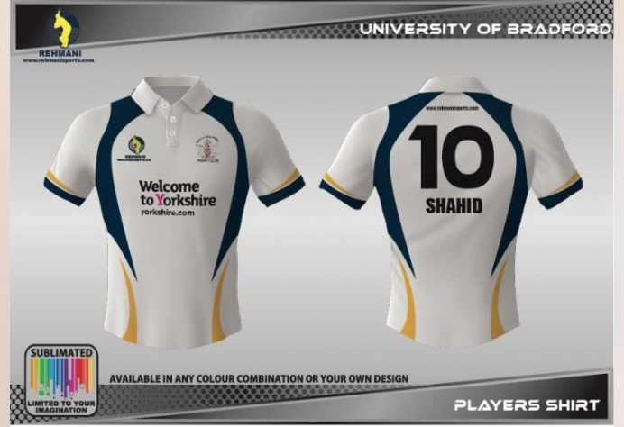 Cricket shirt image for 2018