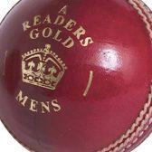 Readers cricket ball 2