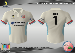 Ottershaw & Hammond CC